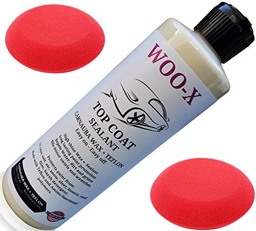 WOO-X Paint Sealant - Paint Protectant for