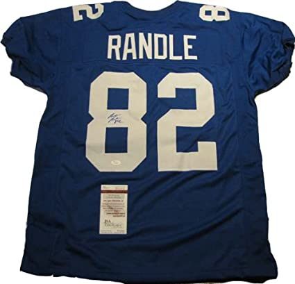 Image Unavailable. Image not available for. Color  Reuben Randle  Autographed Signed New York Giants Jersey 94d3e83fe