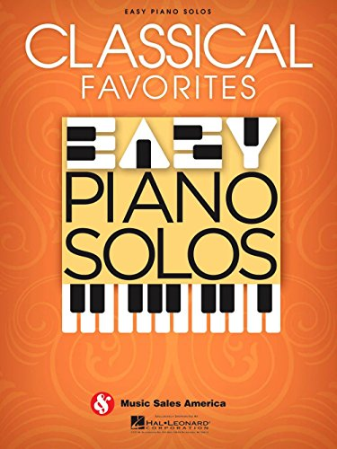 Music Moonlight Sonata Sheets (Music Sales Classical Favorites - Easy Piano Solos)