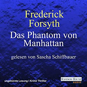 Das Phantom von Manhattan Hörbuch