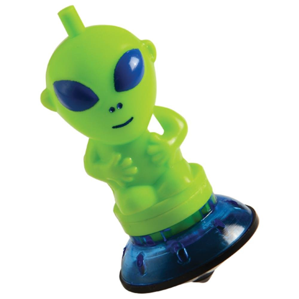 U.S. Toy MX487 Alien Spin Top Launcher by U.S. Toy