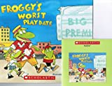 Best Scholastic And Worsts - Froggy's Worst Play Date and Read Along Cd Review