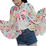 George Jimmy Sun Protective Clothing - Summer Chiffon Shawl Beach Coats Jackets-A1