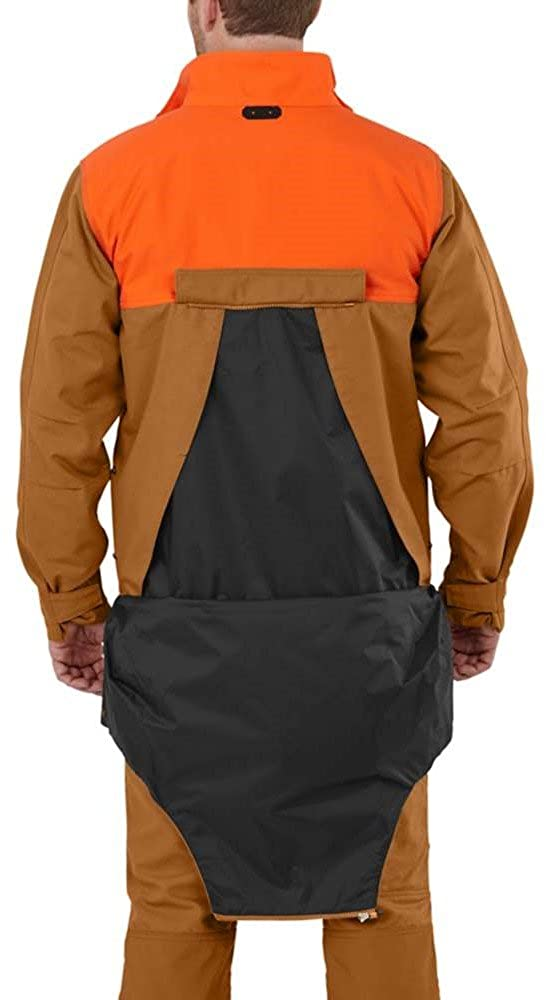1278896b52f2a Amazon.com: Carhartt Men's 102231 Upland Field Jacket - Unlined: Clothing