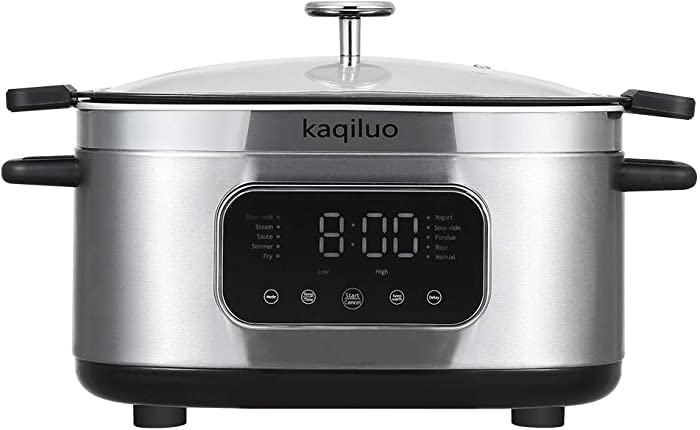 Top 9 Two Quart Electric Pressure Cooker