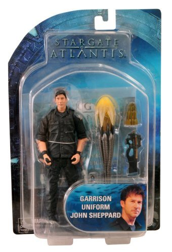Stargate Alantis-Garrison Uniform John Sheppard
