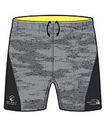 Multicolore mid Grey S Short Print 3 nbsp;f1o The Face Digicamo Homme North FWxFq0Zn6