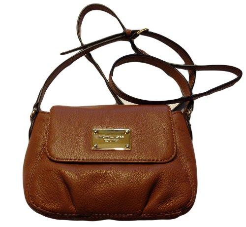 Michael Kors SM Flap Crossbody Luggage Leather