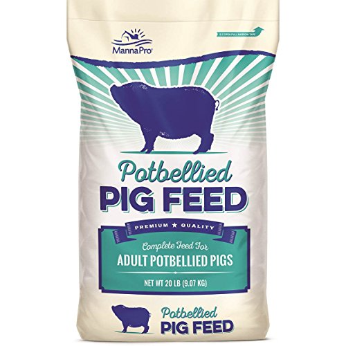 Manna Pro Potbellied Pig Food, 20 Lb ()