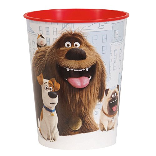 16oz The Secret Life of Pets Plastic Cup ()
