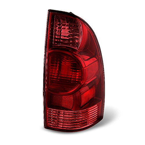 ACANII - For 2005-2008 Toyota Tacoma Pickup Rear Replacement Tail Light - Passenger Side Only