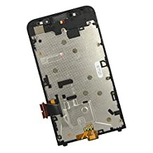 Skiliwah®New Blackberry Z30 LCD Screen Digitizer Assembly Black(4G version)