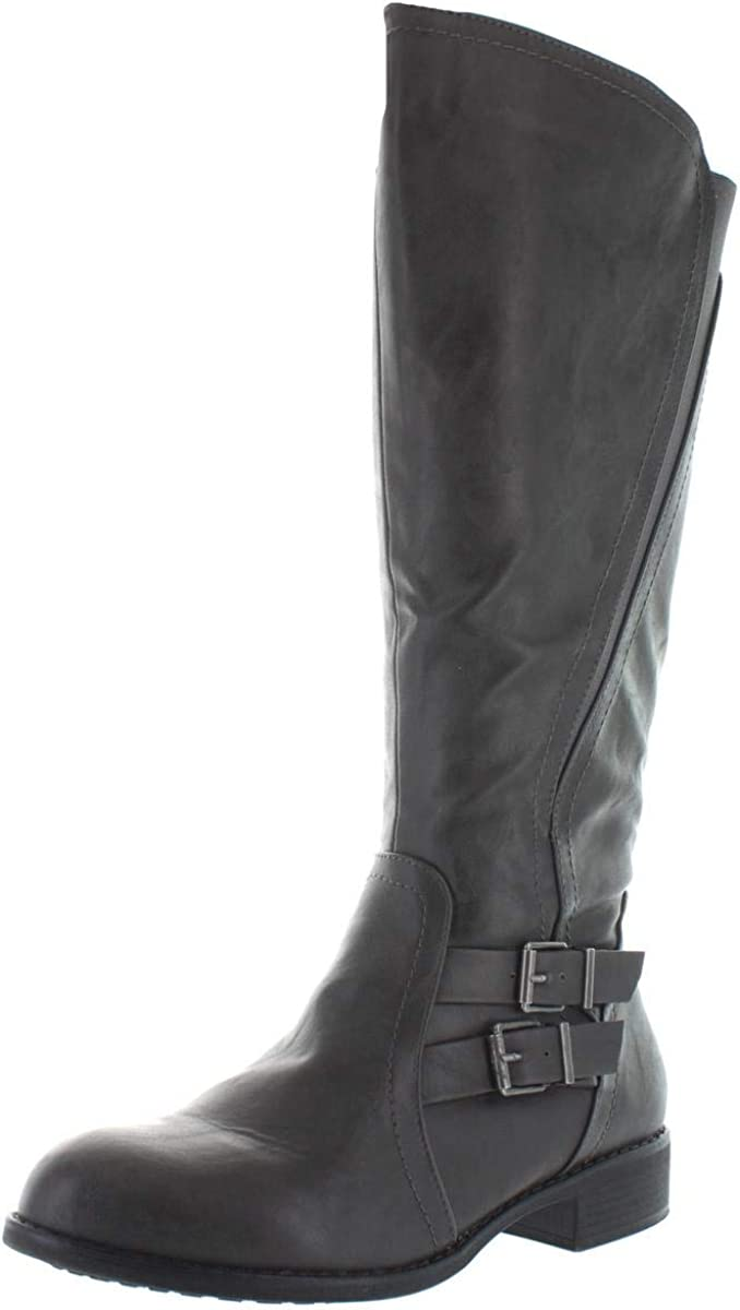 style and co wide calf boots