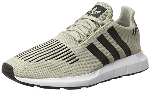 Noir Run Sesame Femme Swift Baskets Blanc Adidas CtRZtq