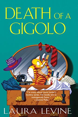 Death of a Gigolo (A Jaine Austen Mystery) by [Levine, Laura]
