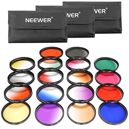 58mm color filter kit - 2
