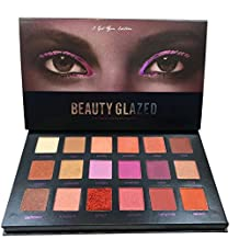 Pro 18 Colors Women Desert Dusk Matte Eyeshadow Pallete Waterproof Maquillaje Shimmer Eyeshadow Make Up Set Palette