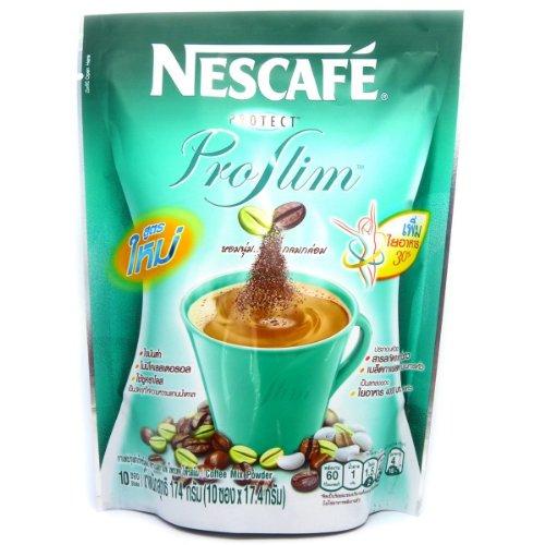 3 Packs X 17 Sticks of Nescafe Protect Proslim Pro Slim Diet Slimming Weight Control Coffee Low Price