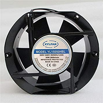 for AA1282MS-AT//AW ADDA 12CM AC220V 12038 high Temperature Resistant Fan AA1282MS-AW