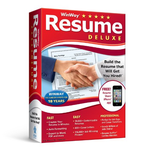 2018 Best Resume Software Reviews Top Rated Resume Software