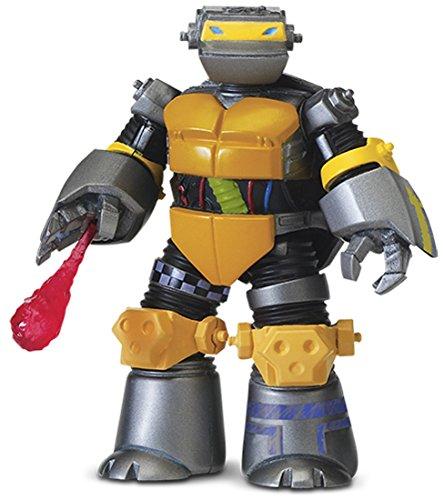 Mutant Turtles bay chic Figure Series T-12 Metal Head by (Bay Metal)