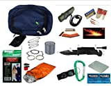 VAS MERGENCY SURVIVAL ESSENTIALS PACK #284 12 PC PACK - SURVIVAL, BUG OUT & DISASTER WITH