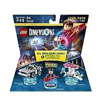 Volver al paquete de nivel futuro - Dimensiones LEGO
