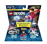 Image of LEGO Dimensions Back to the Future Level Pk W/Marty Mcfly -