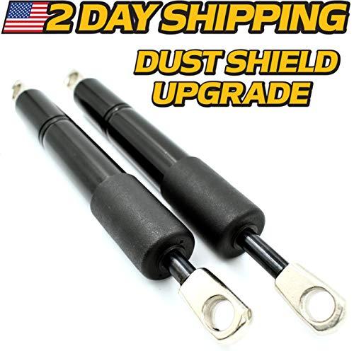 (2 Pack) Craftsman, Sears, Murray Steering Damper Cylinder Gas Shock Absorber ZT7000, ZTS7500, ZTS6000, 150Z, HD Switch Dampener
