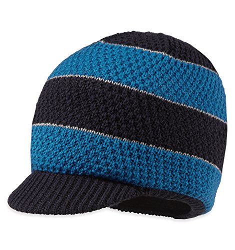 Outdoor Research Boys' Brink Beanie, Night/Glacier, ()