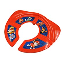 Nickelodeon Paw Patrol Travel/Folding Potty Seat, Red/Blue