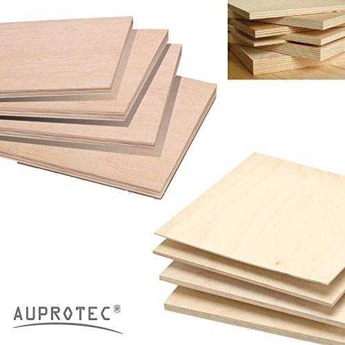 24mm Multiplex Zuschnitt Länge bis 200cm Multiplexplatten Zuschnitte Auswahl: 70x100 cm