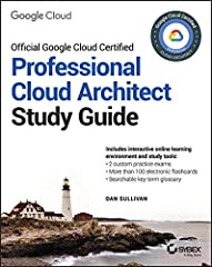 Sybex Study Guides teach IT professionals the skills needed to perform a job well. With those skills plus insight on how a certification exam tests for those skills, an IT professional can be confident for the exam. In Google Cloud Certified ...