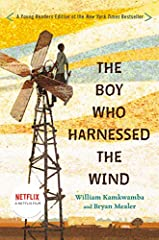 Now a Netflix film starring and directed by Chiwetel Ejiofor, this is a gripping memoir of survival and perseverance about the heroic young inventor who brought electricity to his Malawian village. When a terrible drought struck William Kamkw...