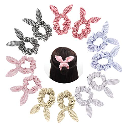 SUSULU Scrunchies Elastic Ponytail Accessories product image