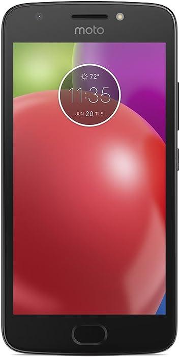 Motorola Moto E (4th Gen.) XT1764 16GB Unlocked GSM LTE Android Phone w/ 8MP Camera - Black