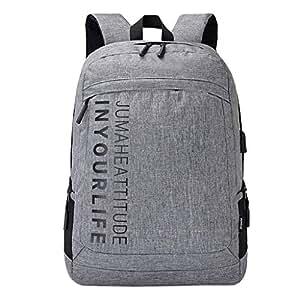 097c68862177 Amazon.com: HYSGM Men Women Student's Backpack Outdoor Leisure ...