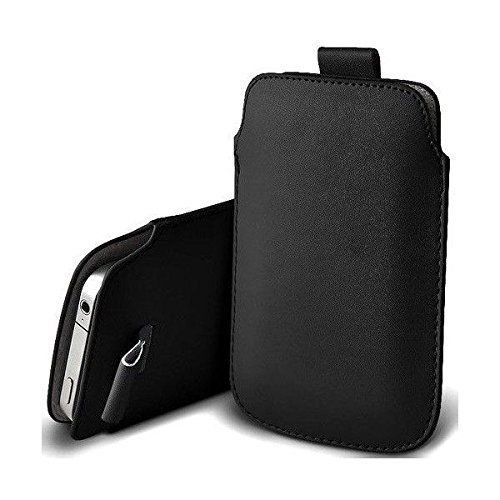 WALLET CASE COVER BLACK OZZZO FOR LG GM360 Viewty Snap