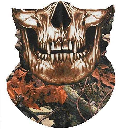- Obacle Half Face Mask for Hunting Fishing Motorcycle Running Outdoor Sport, Sun Dust Wind Protection Durable Lightweight Thin Breathable Tube Mask for Men Women Camo Mask Many Patterns