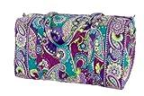Vera Bradley Luggage Women's Large Duffel Heather Duffel Bag [Accessory] Vera...