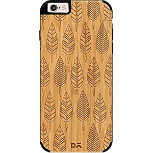 DailyObjects Dark Trees Real Wood Bamboo Case For iPhone 6 Plus