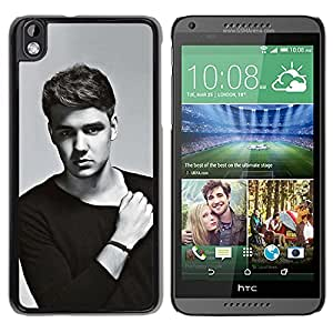 One Direction Liam Payne Durable High Quality HTC Desire 816 Phone Case