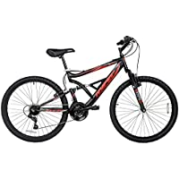 Hyper 26 Inch Shocker Men's Dual Suspension Mountain Bike
