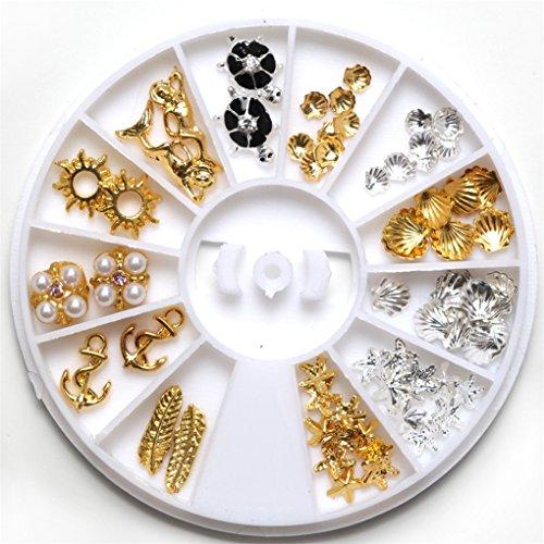 sea gems acrylic - 2