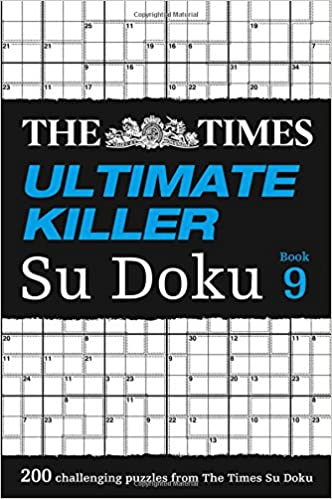The Times Ultimate Killer Su Doku Book 9 (Times Mind Games)