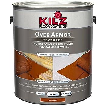 Anvil Deck-A-New Resurfacer Paint, Restores Wood Decks