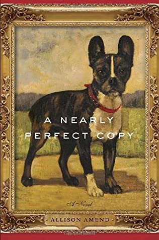 book cover of A Nearly Perfect Copy