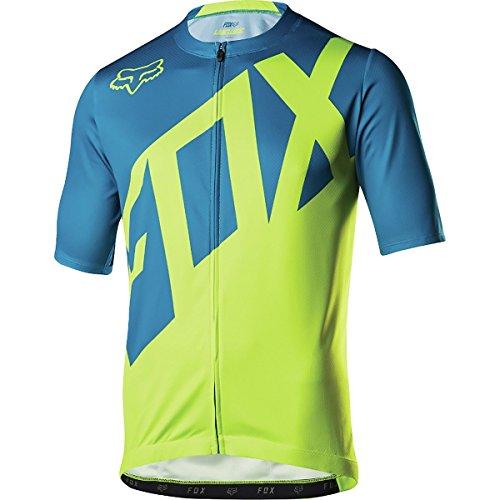 Fox Racing Livewire Jersey - Short Sleeve - Men's Teal, M ()