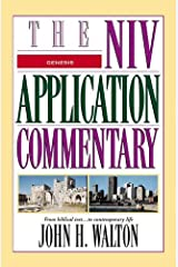 The NIV Application Commentary Genesis Hardcover