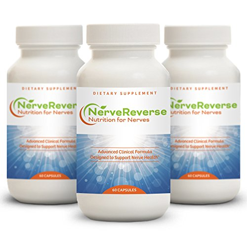 NerveReverse - Neuropathy Support Formula 3 Month Supply ()